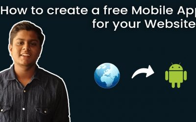 Do It Yourself – Tutorials – How to create a Mobile App for your Website within a few minutes? Complete tutorial | Code Grind