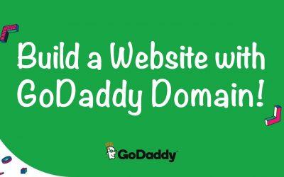 Do It Yourself – Tutorials – How to Make a WordPress Website With GoDaddy – 2019!