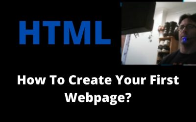 Do It Yourself – Tutorials – How To Create Your First Webpage   HTML Tutorial