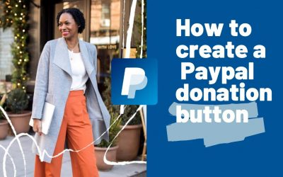 Do It Yourself – Tutorials – How to create a Paypal Donation button 2021