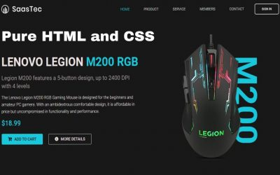 Do It Yourself – Tutorials – Create A Website in HTML and CSS Only | New Design | Pure HTML and CSS | Web Design University | WDU