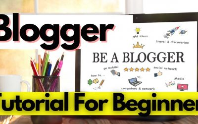 Do It Yourself – Tutorials – Create a personal website Blog on Blogger||Complete Blogger Basic Tutorial ||