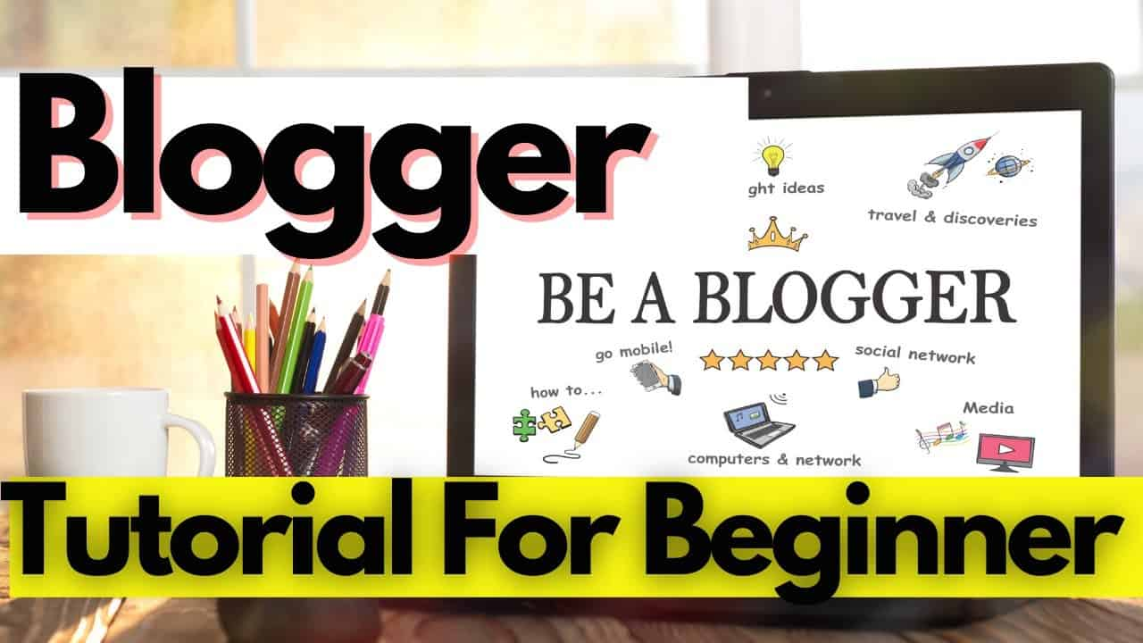 Create a personal website Blog on Blogger||Complete Blogger Basic Tutorial ||