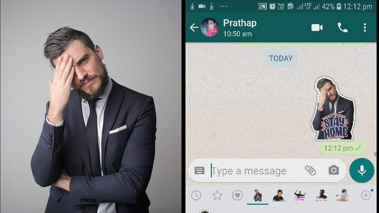 Design Your Own Whatsapp Sticker in Photoshop - ( Photoshop Tutorial )