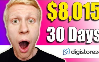 Do It Yourself – Tutorials – DigiStore for Beginners: 4-STEP SYSTEM to Make Money Online with Affiliate Marketing
