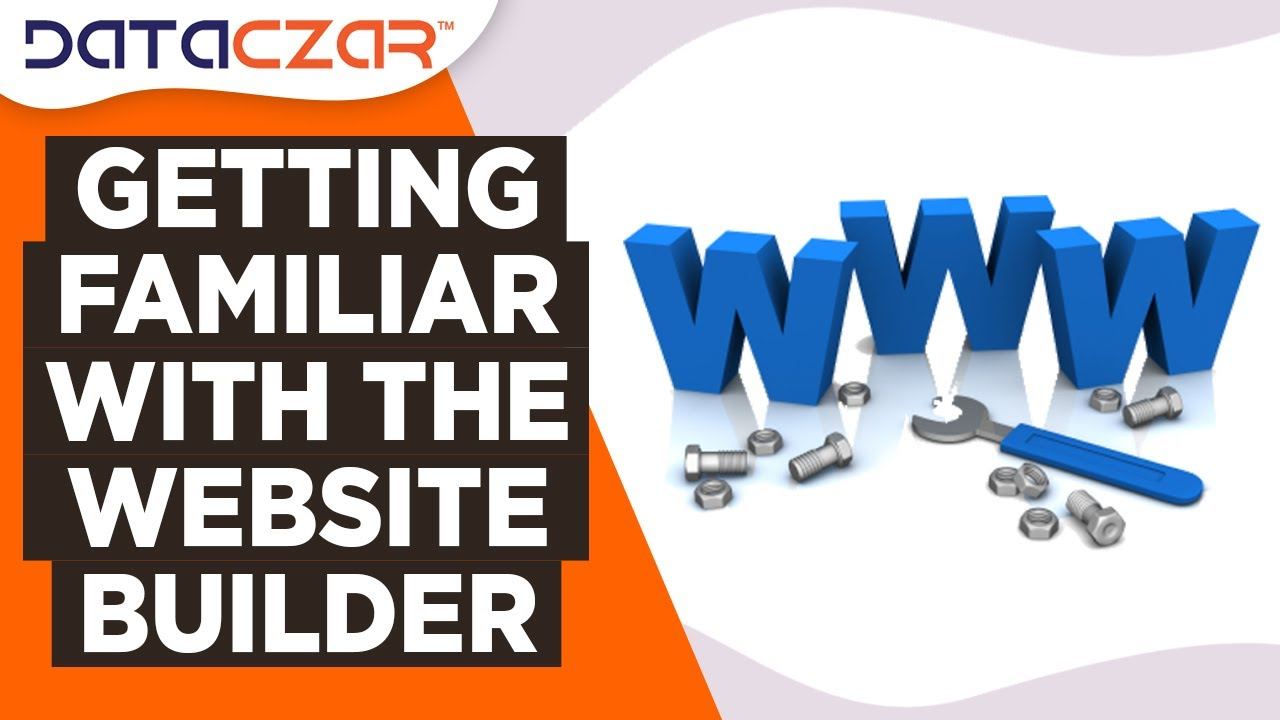 Getting Familiar With the Website Builder  (Short Version)