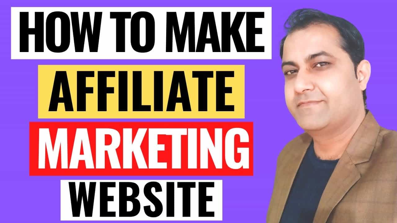 How To Make Affiliate Marketing Website For Beginners 2021(Blog Style Website Step By Step Tutorial)
