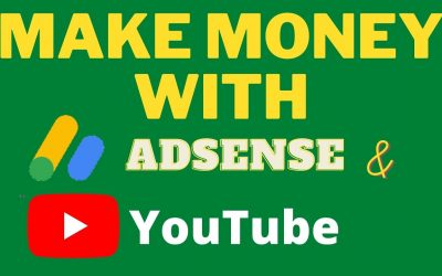 Do It Yourself – Tutorials – How To Make Money With Google Adsense and YouTube