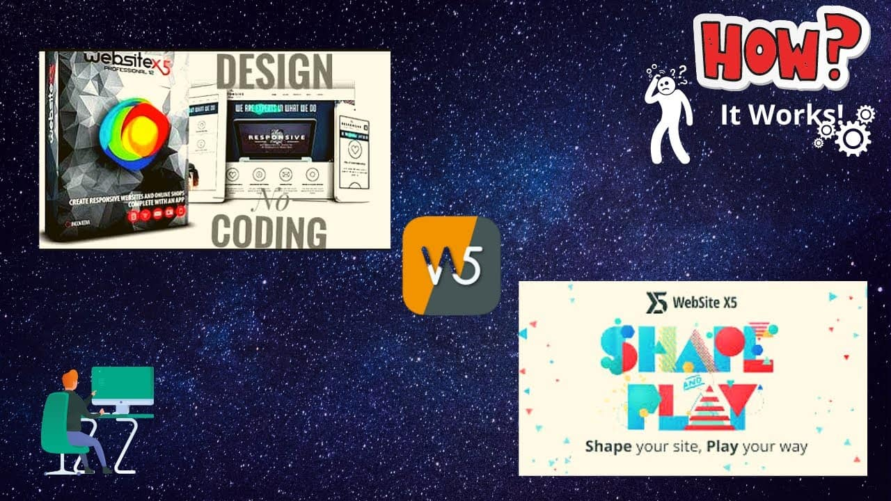 How  WebSite X5 Used for Designing A website [demo presentaton]