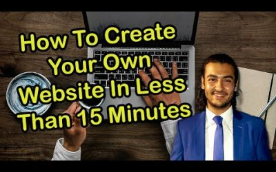 Do It Yourself – Tutorials – How to Create Quickly a Website Using Bluehost and WordPress In Less Than 15 Minutes