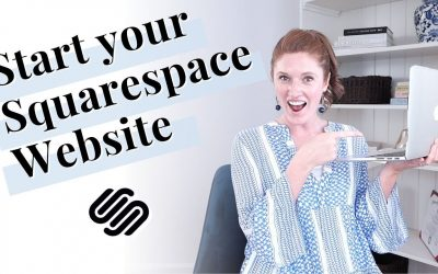 Do It Yourself – Tutorials – How to start building a Squarespace website (7.1)