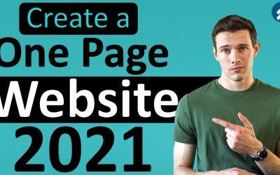 Do It Yourself – Tutorials – Make A Website in 15 Minutes (using GoDaddy) – 2021 Website Tutorial