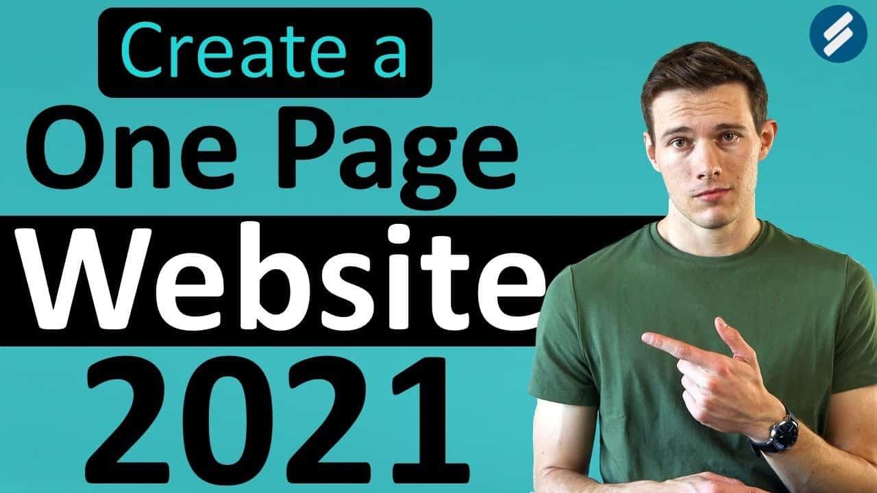 Make A Website in 15 Minutes (using GoDaddy) - 2021 Website Tutorial