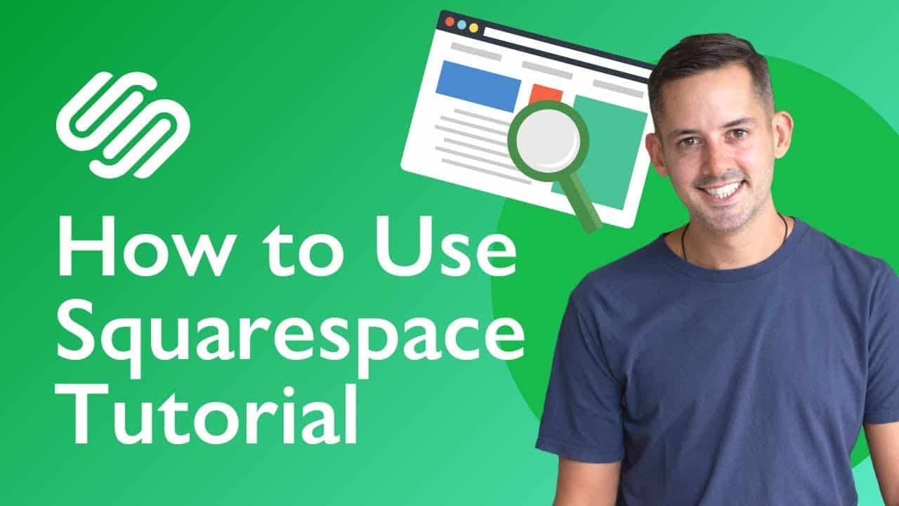 Squarespace Tutorial for Beginners (2020 Full Tutorial) - Create A Professional Website | Pallen Co.