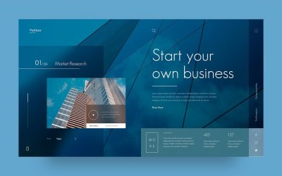 Do It Yourself – Tutorials – Website UI Design Tutorial | UI Design In Adobe XD