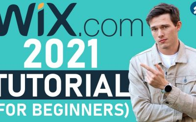 Do It Yourself – Tutorials – Wix Tutorial 2021(Full Tutorial For Beginners) – Create A Professional Website