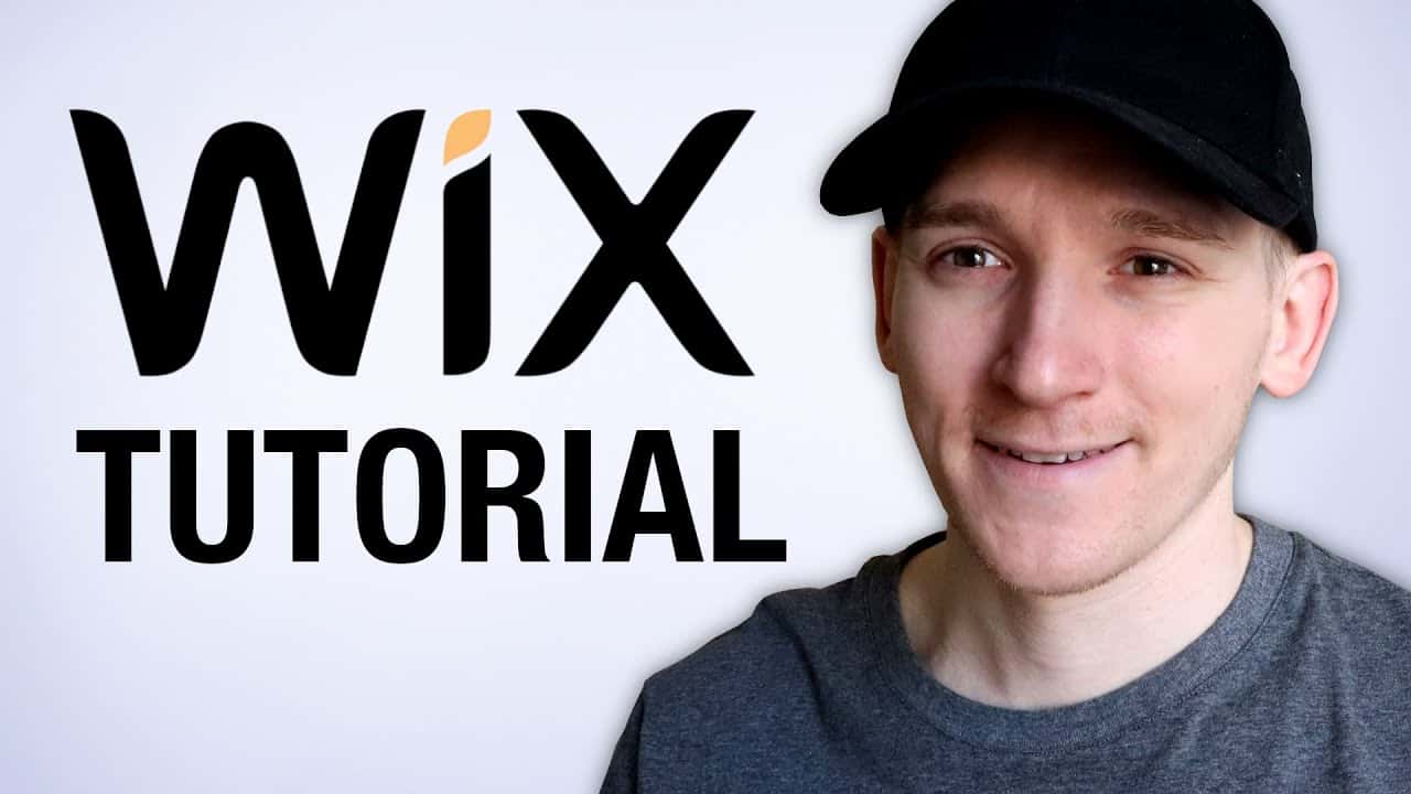 Wix Tutorial for Beginners 2021 - Create a Wix Website