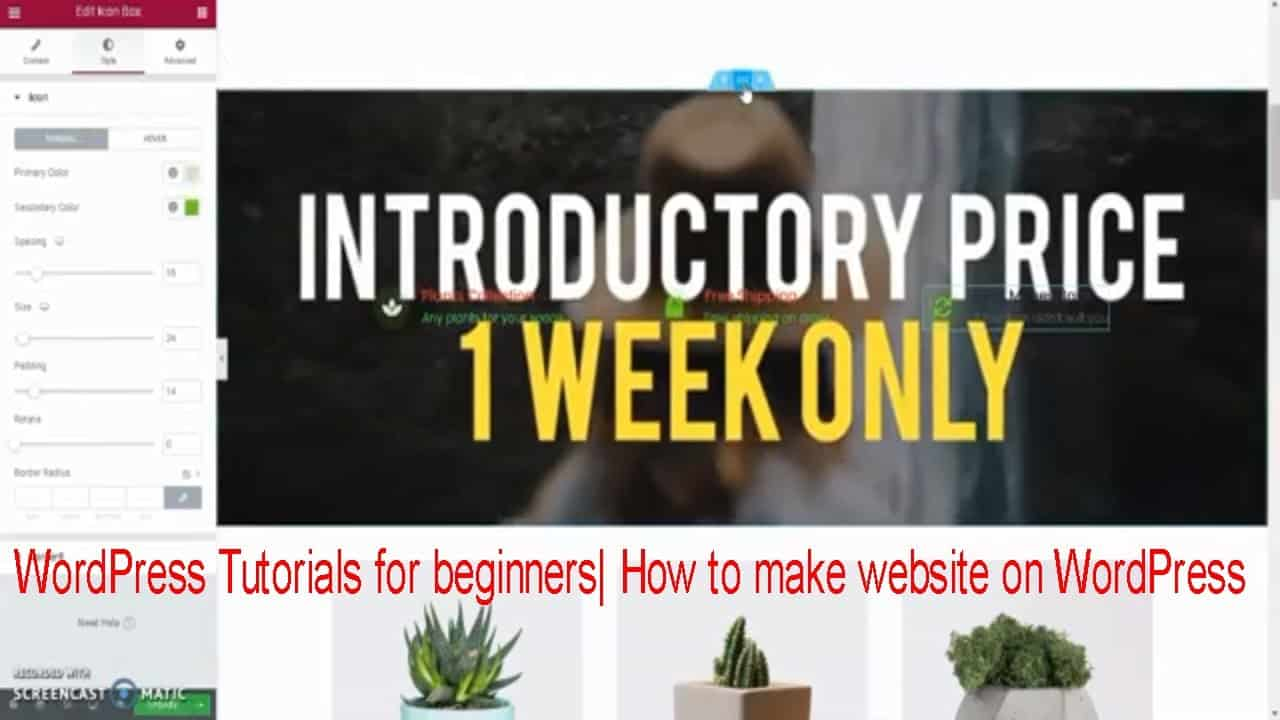 wordpress tutorial for beginners 2020 - how to create your first wordpress website