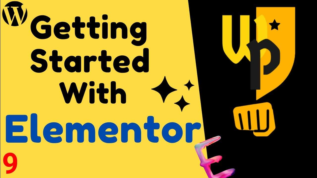 Basic Elementor Tutorial For Beginners 2020   Elementor Page Builder Wordpress Tutorial