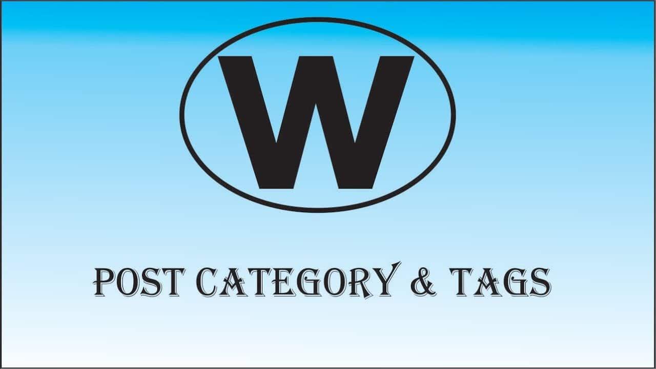 WordPress Tutorials in Hindi / Urdu for Beginners - Posts, Categories & Tags