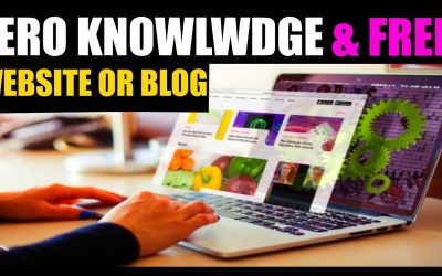 Do It Yourself – Tutorials – How to make a website or blog free with no knowledge 2021