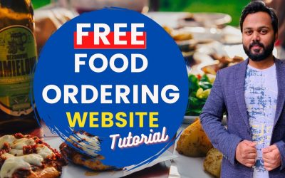Do It Yourself – Tutorials – How to make a Pizza Delivery Website – Step by Step Tutorial to create a Food Delivery Website