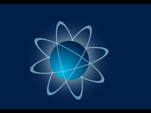 How to create Atom-3D in HTML and CSS