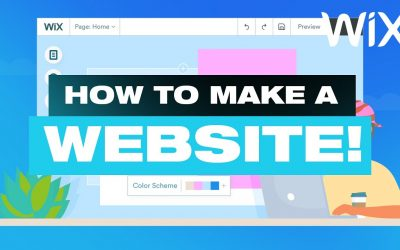 Do It Yourself – Tutorials – How to Create a Website – Step by Step Tutorial for Portfolio and Small Businesses Website