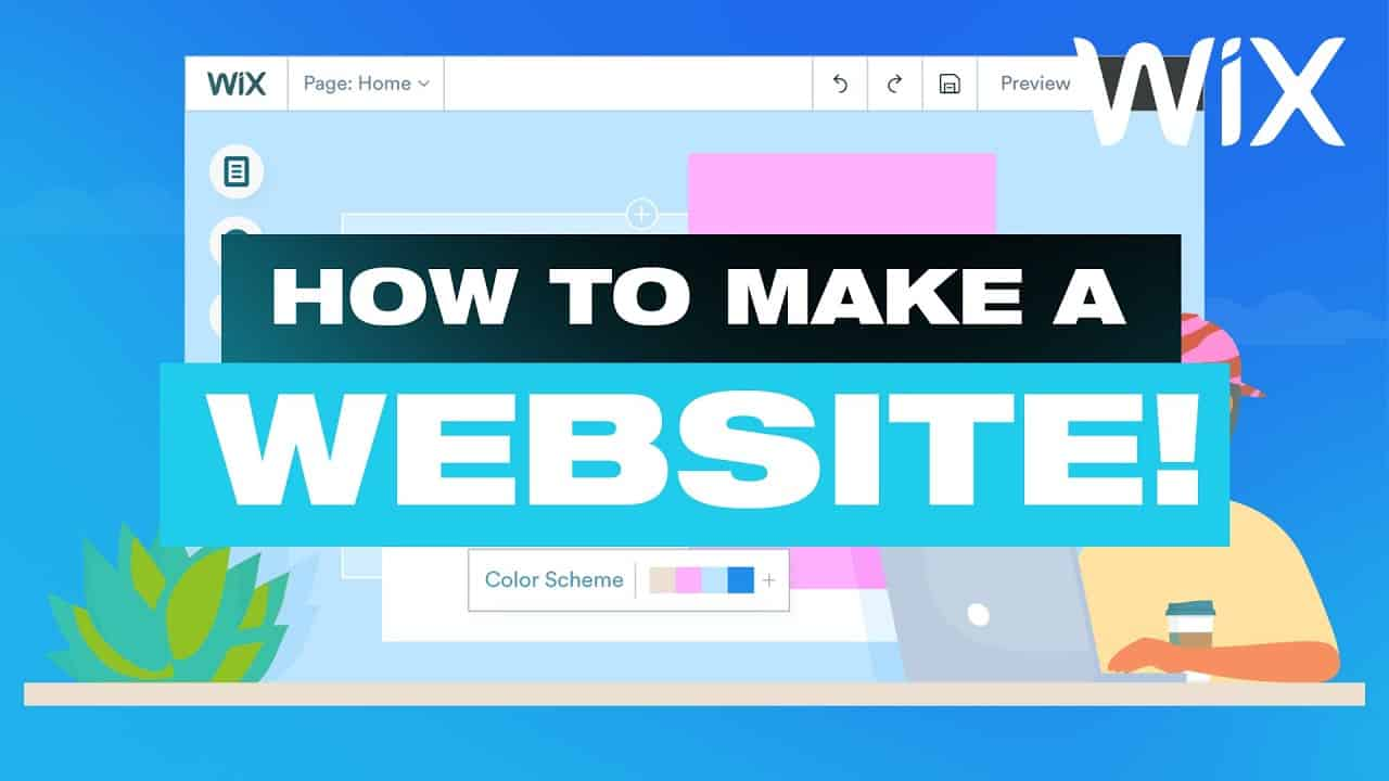 How to Create a Website - Step by Step Tutorial for Portfolio and Small Businesses Website