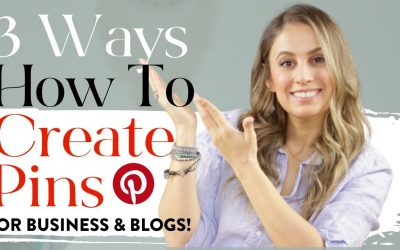 Do It Yourself – Tutorials – How to Create a Pinterest Pin (Tutorial) – 3 Ways How to Upload Pins to Pinterest 2021