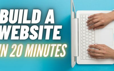 Do It Yourself – Tutorials – How to Build a Website in 20 MINS   Step by Step Tutorial