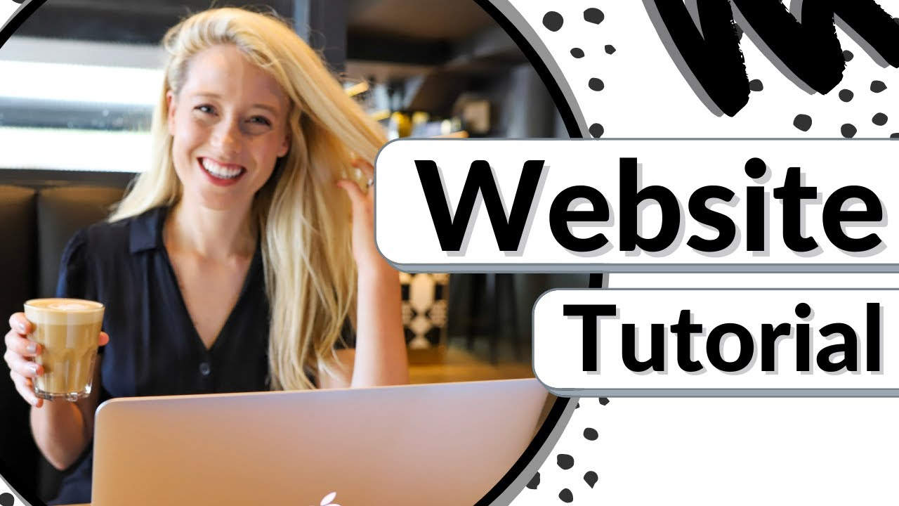 How to Build a Website from Scratch | Tutorial for Beginners (2021)