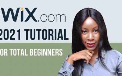 Do It Yourself – Tutorials – Wix Tutorial for Beginners (2021 Full Tutorial) – Create a professional coaching website!