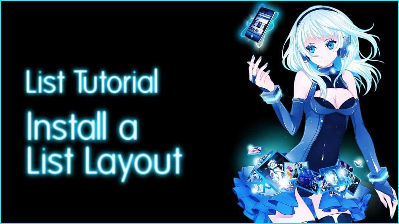 Add Premade Layouts to MyAnimeList (CSS tutorial)