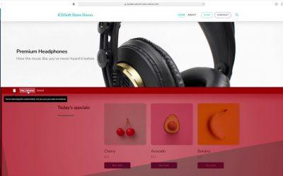 Do It Yourself – Tutorials – How To Create an Online Shop – A Website Builder Tutorial (2021)