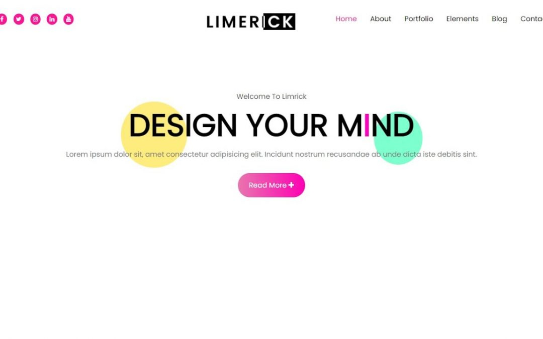 🔴Landing Page Responsive Design for website – Decent Looking using HTML , CSS and JavaScript