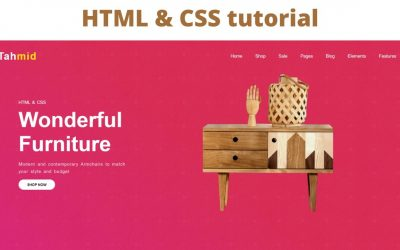 Do It Yourself – Tutorials – How to create a website using html and css step by step tutorial