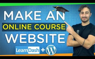 Do It Yourself – Tutorials – How to Create an Online Course Website with WordPress   Step-By-Step Tutorial 2021