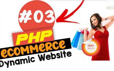 Do It Yourself – Tutorials – #03 PHP Ecommerce website development   Create the app class   MVC OOP – Quick programming