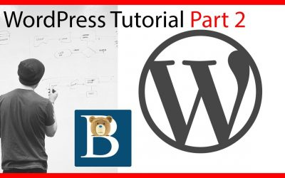 Do It Yourself – Tutorials – #2 WordPress tutorial for beginners Part 2   build personal Website with Astra