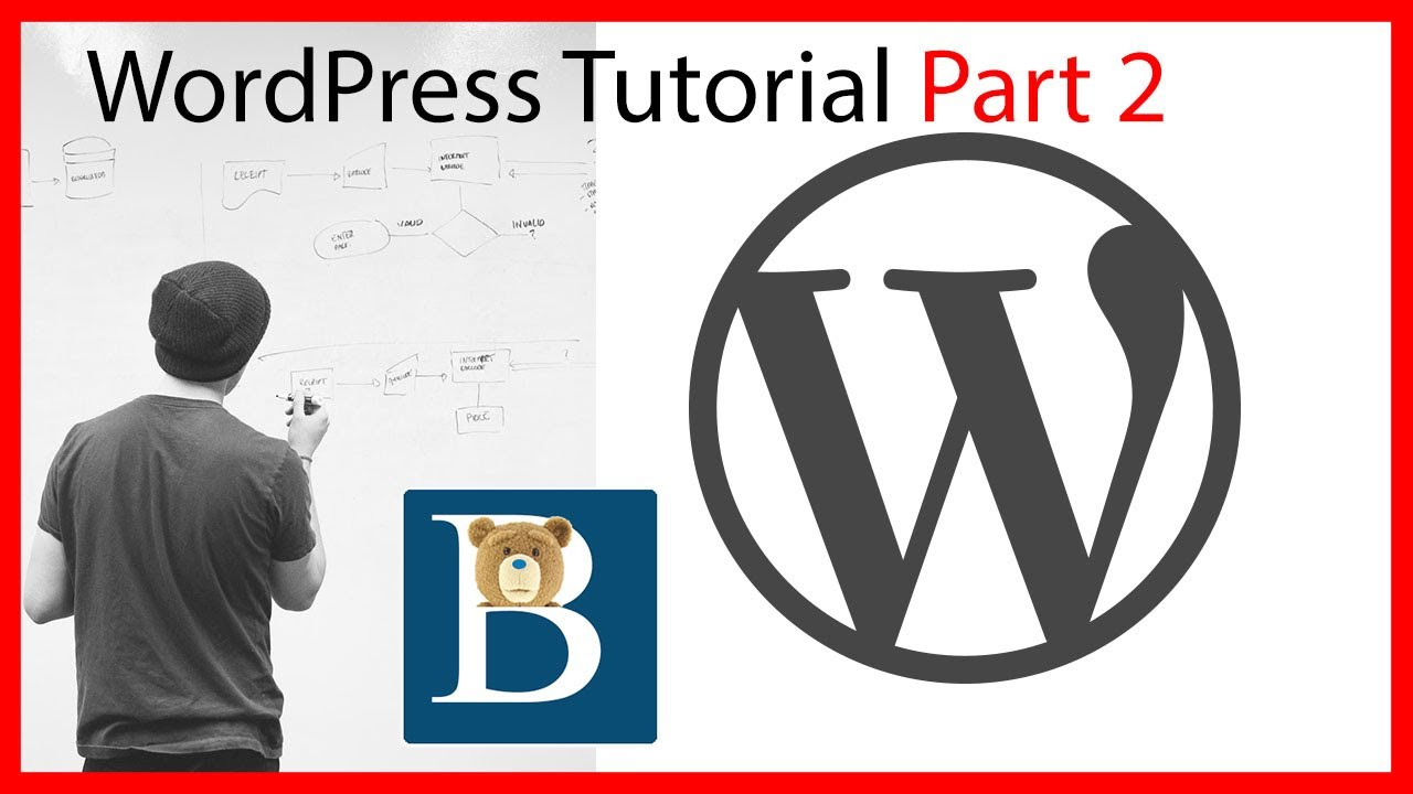 #2 WordPress tutorial for beginners Part 2   build personal Website with Astra