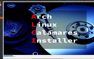 Do It Yourself – Tutorials – ArcoLinux : 1835 Launch of a new project – ALCI – installs Arch Linux with the help of Calamares