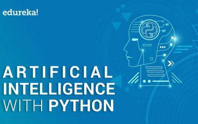 Do It Yourself – Tutorials – Artificial Intelligence with Python   Artificial Intelligence Tutorial using Python   Edureka