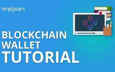 Do It Yourself – Tutorials – Blockchain Wallet Tutorial   How Blockchain Wallet Works   Blockchain Technology   Simplilearn