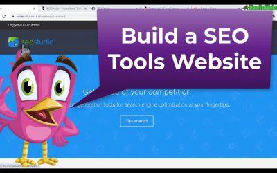 Do It Yourself – Tutorials – Build a SEO Tools Site – CodeCanyon SEO Studio PHP Script Review & Setup Tutorial