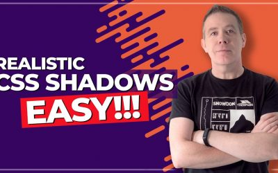 Do It Yourself – Tutorials – CSS Shadow Effects – Easily Apply Them To Your Website Designs