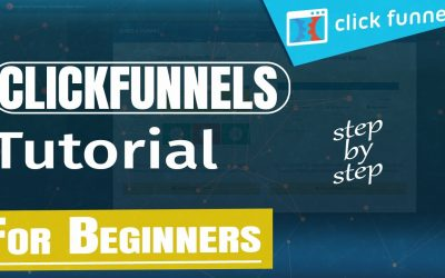 Do It Yourself – Tutorials – ClickFunnels Tutorial: How To Build a Landing Page IN-DEPTH TRAINING (Step by Step)