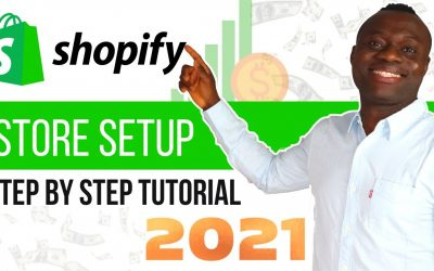 Do It Yourself – Tutorials – Complete Shopify Tutorial For Beginners 2021   How To Create A Shopify Ecommerce Store Step by Step