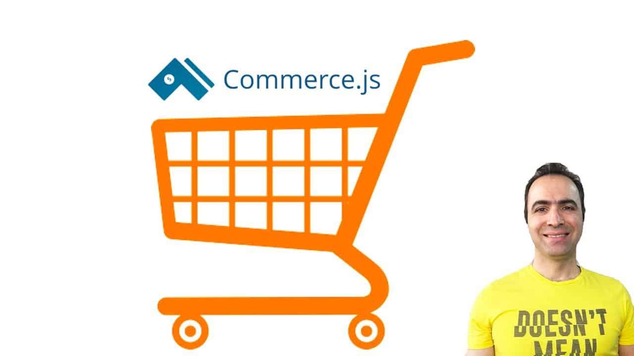 Coolshop: Build ECommerce Website By CommerceJS & NextJS