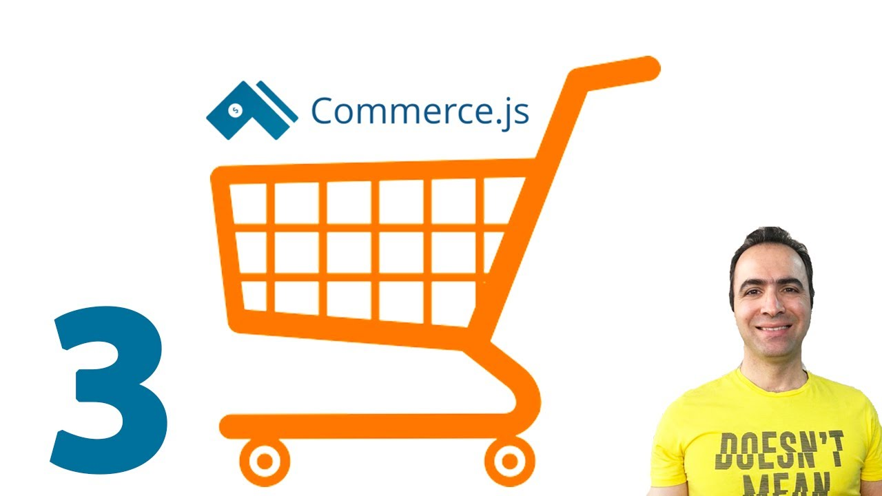 Coolshop P3: Build ECommerce Website By CommerceJS & NextJS | 03 Create Products In CommerceJS